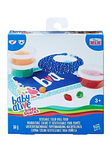 Baby Alive Baby Alive Super Snacks Yedek Mama Paketi Renkli